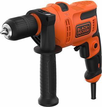 black-decker-schlagbohrmaschine-500w-rechts-linkslauf-13mm-bohrmaschine-beh200k-qs-orange-schwarz-500-watt-koffer