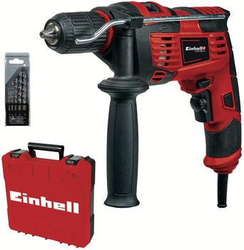 Einhell Schlagbohrmaschinen-Set TC-ID 720/1 E Kit - 4259846 Schlagbohrmaschine