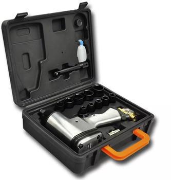 VidaXL 1/2´´ Air Impact Wrench Kit 16 pieces