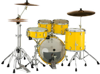 Pearl Decade Maple DMP925S/C Solid Yellow 228