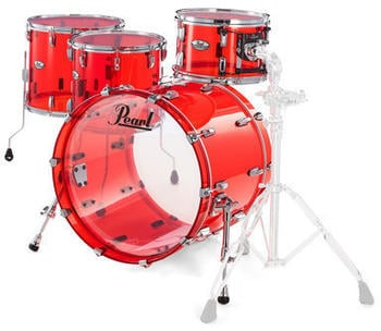 Pearl Crystal Beat CRB524FP/C731 Ruby Red
