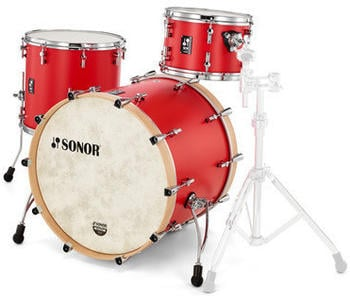 Sonor SQ1 322 Hot Rod Red