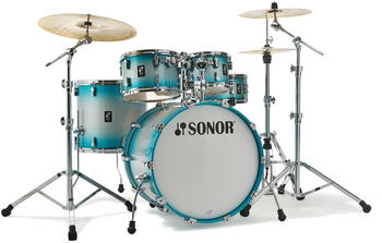 Sonor AQ2 Stage Set Transparent Stain Black