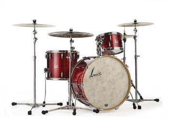 Sonor Vintage Three22 Red Oyster