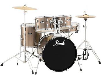 Pearl Drum Pearl Roadshow RS505C/C707 Bronze Metallic