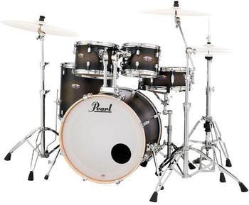 Pearl Decade Maple DMP925F/C, Satin Black Burst 262