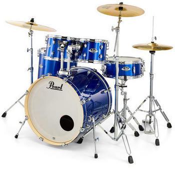 Pearl Export EXX725S/C717 High Voltage Blue