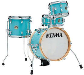 Tama Club-JAM Flyer LJK44S-AQB Aqua Blue Shell Kit