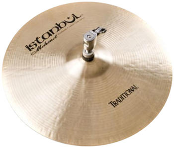 Istanbul Mehmet Traditional Light HiHat 15""