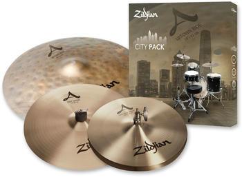 Zildjian A-Series City Pack