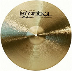 Istanbul Mehmet Traditional Thin Crash 17""