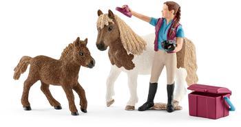 Schleich Pferdepflegerin (42362)