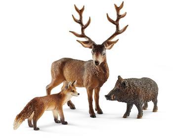 Schleich Waldbewohner Europas (41458)