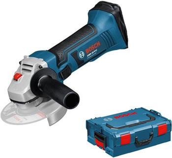 Bosch GWS 18-125 V-LI Professional (ohne Akku, ohne Ladegerät , in L-Boxx)