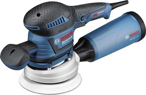 Bosch GEX 125-150 AVE Professional (in L-Boxx)
