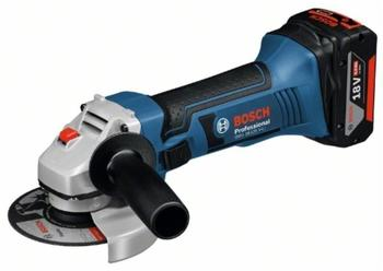 Bosch GWS 18-125 V-LI Professional 2 x 5,0 Ah (0 601 93A 30L)