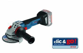 Bosch GWS 18 V-125 SC Professional ohne Akku (0 601 9G3 400)