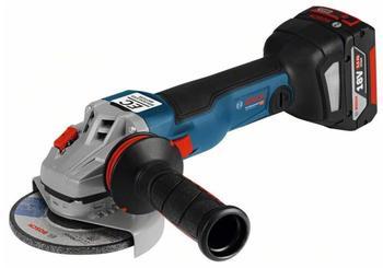 Bosch GWS 18 V-125 C Professional 2 x 2,5 Ah (0 601 9G3 101)