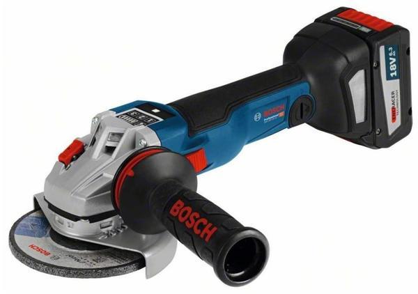 Bosch GWS 18 V-125 SC Professional 2 x 6,3 Ah (0 601 9G3 401)