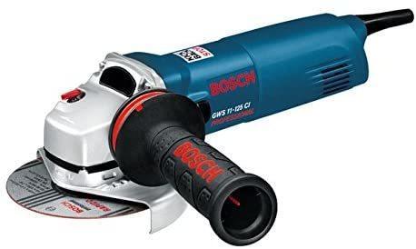 Bosch GWS 11-125 CI Professional inkl. SDS-Clic-Mutter