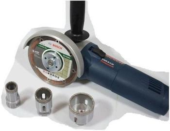 Bosch GWS 8-125 Diamantfliesenleger Set inkl. L-Boxx