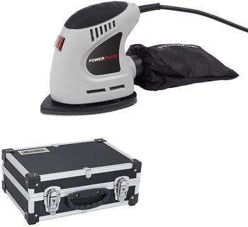 VARO Handschleifer 140 W Schleifmaschine + Absauganschluss + Staubbeutel +