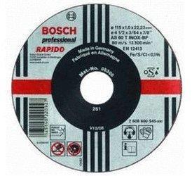Bosch Steintrennscheibe professional, 125 mm (2 608 600 549)