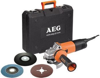 AEG WS 13-125 SXE (im Set)
