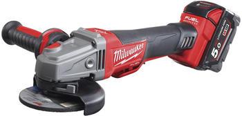 Milwaukee CAG125XPDB/2 x 5.0 Ah