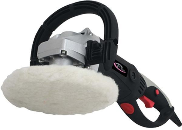 TecTake Poliermaschine 1500 Watt