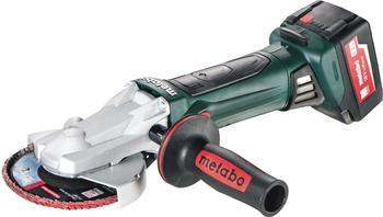 Metabo WF 18 LTX 125 Quick (2 x 5,2 Ah)
