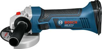 Bosch GWS 18 V-LI Professional ohne Akku in L-Boxx (0 601 93A 304)