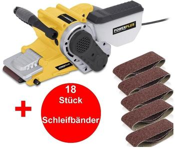 PowerPlus Bandschleifer-Set 2385
