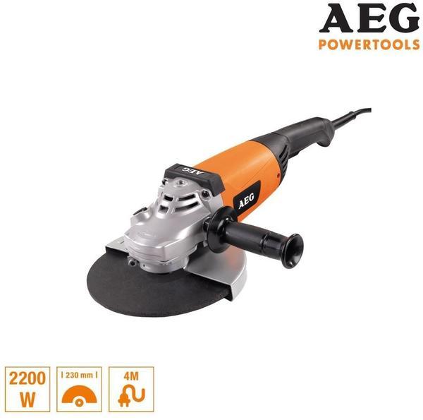 AEG WS 22-230 D Set