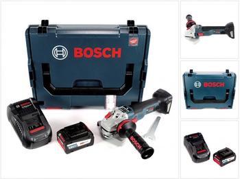Bosch GWS 18 V-125 SC Professional (1 x 6,3 Ah EneRacer)