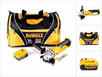 DeWalt DCG412 18V 125 mm XR Li-Ion