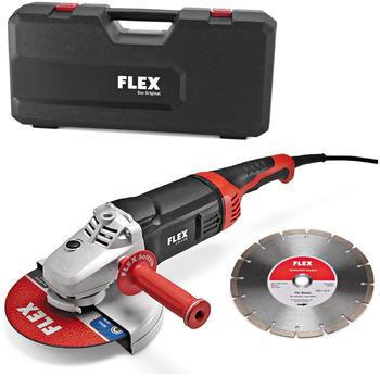 Flex L 26-6 230 (im Koffer + Diamanttrennscheibe)