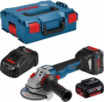 Bosch GWS 18V-10 C (2 x 5,0 Ah + 1 x 8,0 Ah ProCORE) (1500615990K7T)