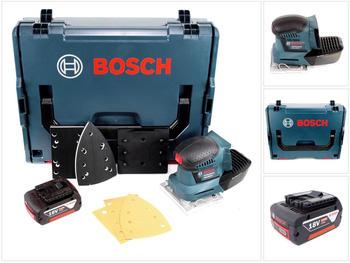 Bosch GSS 18 V-10 (1 x 5,0 Ah + L-Boxx)
