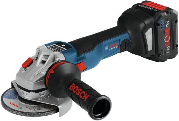 Bosch GWS 18V-10 SC Professional (in L-BOXX mit Zubehör-Set)
