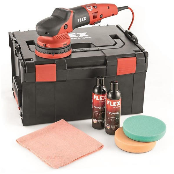 Flex-Tools XCE 10-8 125 P-Set