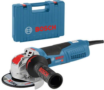 Bosch GWX 17-125 S Professional (with case)