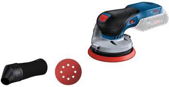 Bosch GEX 18V-125 Professional Solo ohne Akku und Ladegerät mit Zubehör (im Karton)