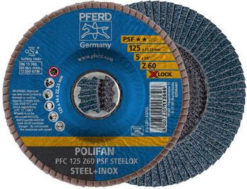 Pferd PFC 125 Z60 PSF STEELOX/X-LOCK 10 Stk. (67666126)