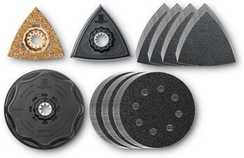 Fein Zubehörset Best of Sanding SLP Korn 60, 80, 120, 180 Ø 115 mm (35222942040)