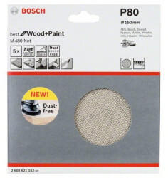 Bosch Best for Wood and Paint 125 mm (2608621162)