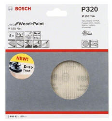 Bosch Best for Wood and Paint 125 mm (2608621169)