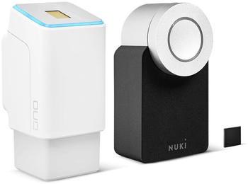 ekey Fingerscanner + Nuki Smart Lock