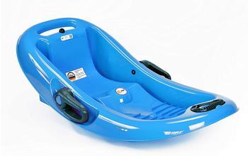 KHW Schlitten Snow Flipper de luxe blau