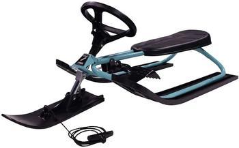 stiga-sports-skibob-racer-iconic-teal-metallrahmen